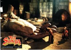 Рыжая Соня / Red Sonja (Арнольд Шварценеггер, Бригитта Нильсен, 1985) 125b8b480742410