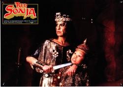 Рыжая Соня / Red Sonja (Арнольд Шварценеггер, Бригитта Нильсен, 1985) 1ec4c1480742523