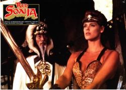 Рыжая Соня / Red Sonja (Арнольд Шварценеггер, Бригитта Нильсен, 1985) A5c93e480742555