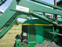 Traktori John Deere opća tema Fee970486157971