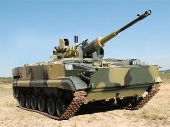 2S38 Derivatsiya-PVO 57-mm AAA SPG 950397487711352