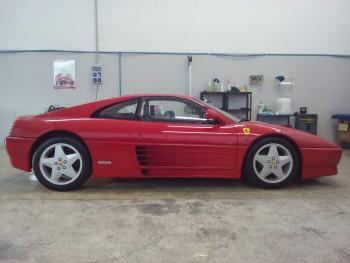 Ferrari 348 TB ripristino interni in pelle 2e46aa489038612