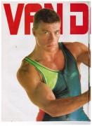 Жан-Клод Ван Дамм (Jean-Claude Van Damme)- сканы из разных журналов Cine-News 125be0493705591