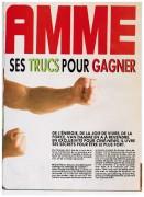 Жан-Клод Ван Дамм (Jean-Claude Van Damme)- сканы из разных журналов Cine-News 598873493705610