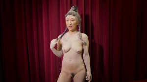 Naked Asian Exotic Art Performance - Nude Asian Public Theatre 5930dd500390870