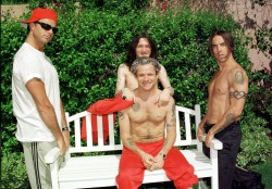 Red Hot Chili Peppers  160217500757111