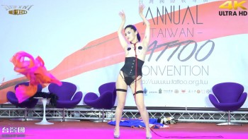 Naked Asian Exotic Art Performance - Nude Asian Public Theatre 4d7d06502581700