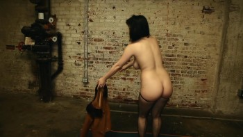 Naked Asian Exotic Art Performance - Nude Asian Public Theatre 79f437504293652