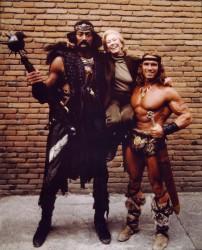 Конан Разрушитель / Conan the Destroyer (Арнольд Шварцнеггер, 1984) - Страница 2 E187c9505060477