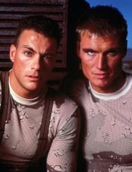 Универсальный солдат / Universal Soldier; Жан-Клод Ван Дамм (Jean-Claude Van Damme), Дольф Лундгрен (Dolph Lundgren), 1992 - Страница 2 F46dbe505847424
