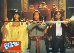 Большой переполох в маленьком Китае / Big Trouble in Little China (Расселл, Кэттролл, 1986) 825633513409689