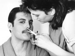 Queen и Freddie Mercury F0c978516068244