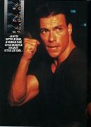 Жан-Клод Ван Дамм (Jean-Claude Van Damme)- сканы из разных журналов Cine-News 6ea49d539787350