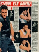 Жан-Клод Ван Дамм (Jean-Claude Van Damme)- сканы из разных журналов Cine-News 79f2ab539901601