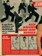 Жан-Клод Ван Дамм (Jean-Claude Van Damme)- сканы из разных журналов Cine-News Ef6254539901606
