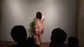 Naked Asian Exotic Art Performance - Nude Asian Public Theatre 038a37540234512