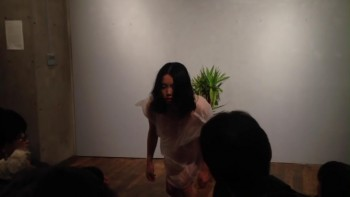 Naked Asian Exotic Art Performance - Nude Asian Public Theatre 8df8eb540234517