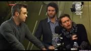 Take That à la radio DJ Italie 23/11-2010 B68994110833419
