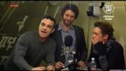 Take That à la radio DJ Italie 23/11-2010 D7da14110832335