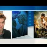 Interview et caps de Robert Pattinson au JT de 20h de France 2 D11048130403864