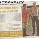 Interview avec 'Qué' (Espagne)  943e88131364388