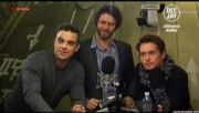 Take That à la radio DJ Italie 23/11-2010 6cc63a110832363