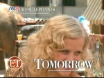 """Teaser Entertainment Tonight """"Behind the scenes Water for Elephants"""" (vidéo) Fe1e32119702041"""