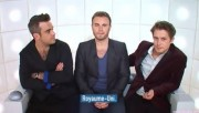 Take That au Grand Journal - 24/11/2010 - Page 2 817def110831447