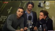 Take That à la radio DJ Italie 23/11-2010 B12e63110832342