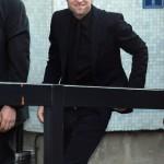 """Robert Pattinson arrivant au studio du """"the Graham Norton Show"""" à Londres  F252e3130774234"""