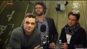 Take That à la radio DJ Italie 23/11-2010 477d75110832883