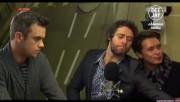 Take That à la radio DJ Italie 23/11-2010 4e5dc8110833729