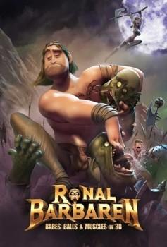 RONAL, EL BÁRBARO (pelicula de animación)  A42b4e150525399