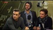 Take That à la radio DJ Italie 23/11-2010 261826110832467