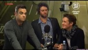 Take That à la radio DJ Italie 23/11-2010 C46c98110832718
