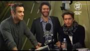 Take That à la radio DJ Italie 23/11-2010 1e4075110833693