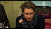 Take That à la radio DJ Italie 23/11-2010 Cfee2b110833194