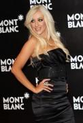 [Fotos+Videos] Christina Aguilera en Montblanc Event - NY 2010! (Imagine) - Página 2 426fa997548978
