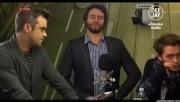 Take That à la radio DJ Italie 23/11-2010 98ca12110833308