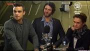 Take That à la radio DJ Italie 23/11-2010 B90083110833062
