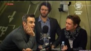 Take That à la radio DJ Italie 23/11-2010 371072110833024