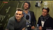 Take That à la radio DJ Italie 23/11-2010 7c4128110832858