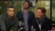 Take That à la radio DJ Italie 23/11-2010 995861110834128