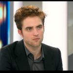 Interview et caps de Robert Pattinson au JT de 20h de France 2 7b9311130404052