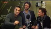 Take That à la radio DJ Italie 23/11-2010 53a062110832448