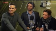 Take That à la radio DJ Italie 23/11-2010 647f89110832480