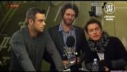 Take That à la radio DJ Italie 23/11-2010 Efdd24110832608