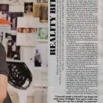 [PRESS SCAN]Robert Pattinson dans Daily Telegraph (UK) 4a9774128211229