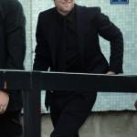 """Robert Pattinson arrivant au studio du """"the Graham Norton Show"""" à Londres  19d141130774559"""