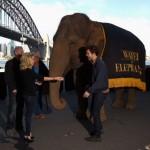 Conférence de Presse WFE à Sydney - 6 mai 2011  D18067131054405